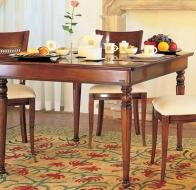 Итальянская мебель Le Fablier классическая коллекция столовая Le Gemme