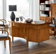 Итальянская мебель Le Fablier классическая коллекция кабинет Fiordipesco стол Summer