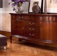 Итальянская мебель Le Fablier классическая коллекция спальня Cera una volta комод Mulan