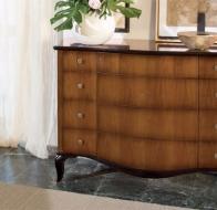 Итальянская мебель Le Fablier классическая коллекция спальня Cera una volta комод Quasimodo