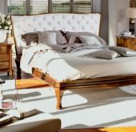 Итальянская мебель Le Fablier классическая коллекция спальня Cera una volta кровать Aladino