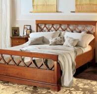 Итальянская мебель Le Fablier классическая коллекция спальня I Ciliegi кровать Narciso