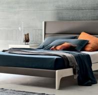 Итальянская фабрика Le Fablier коллекция в стиле модерн спальня Melograno кровать Gallio