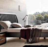 Итальянская фабрика Le Fablier коллекция в стиле модерн спальня Melograno кровать Viola