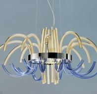 Итальянские люстры и светильники LEUCOS