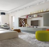 Итальянская мебель Ligne Roset современная гостиная Book&Look