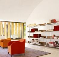 Итальянская мебель Ligne Roset современная гостиная Dino