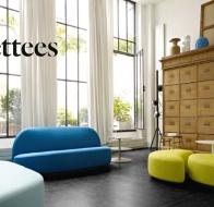 Итальянская мебель Ligne Roset современный диван Elysee