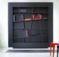Итальянская мебель Ligne Roset современный стеллаж  Lines