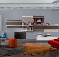 Итальянская мебель Ligne Roset современная гостиная Mixte