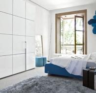 Итальянская мебель Ligne Roset современная спальня Lumeo