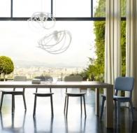 Итальянская мебель Ligne Roset современная столовая Сontours