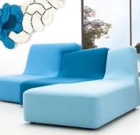 Итальянская мебель Ligne Roset современный диван Confluences