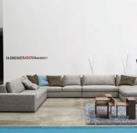 Итальянская мебель Ligne Roset современный диван Exclusif