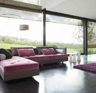 Итальянская мебель Ligne Roset современный диван Nomade