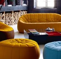 Итальянская мебель Ligne Roset современный диван Ottoman
