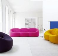 Итальянская мебель Ligne Roset современный диван Pumpkin