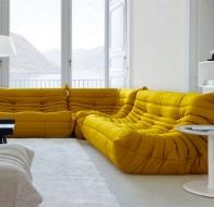 Итальянская мебель Ligne Roset современный диван Togo