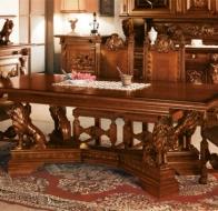 Итальянская мебель Linea B  классическая коллекция 500 Imperiale столовая