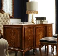 Итальянская мебель Linea B  классическая коллекция 700 Veneziano кабинет
