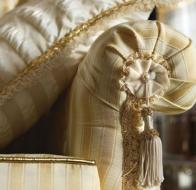 Итальянская мягкая мебель Linea B  классическая коллекция 700 Veneziano кресло