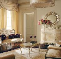 Итальянская мягкая мебель Linea B  классическая коллекция 700 Veneziano диван