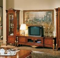 Итальянская мебель Linea B  классическая коллекция Giulio III гостиная