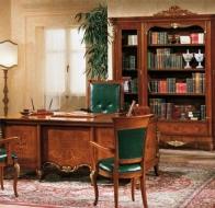 Итальянская мебель Linea B  классическая коллекция Giulio III кабинет