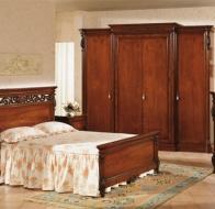 Итальянская мебель Linea B  классическая коллекция Giulio III спальня
