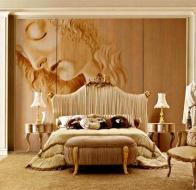 Итальянская мебель Linea B  классическая коллекция спальня Vip Art