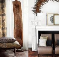 Испанский производитель ткани для штор и гардин Lizzo коллекция Bauhaus