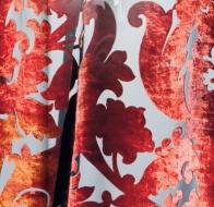 Итальянский текстильный бренд Loris Zanca коллекция Fleur