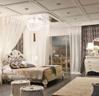 Итальянская мебель MARTINI MOBILI коллекция Luxury спальня EMOZIONI