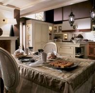 Итальянские кухни MARTINI MOBILI классическая коллекция CF ANEWPORT 3
