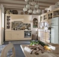 Итальянские кухни MARTINI MOBILI классическая коллекция LIPARI