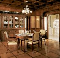 Итальянская столовая MARTINI MOBILI классическая коллекция AIDA