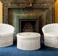 Итальянская мебель Mascheroni кожаные кресла Sotheby's