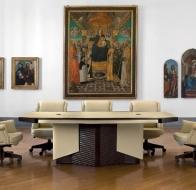 Итальянская мебель Mascheroni кабинет Planet Tavoli