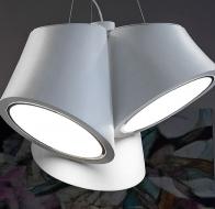 Итальянские люстры и светильники Masiero коллекция Mabell