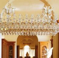 Итальянские люстры и светильники Masiero коллекция Maria Teresa