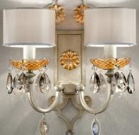 Итальянские люстры и светильники Masiero коллекция Rosemary