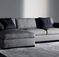 Итальянская мягкая мебель MERIDIANI диван BELMONDO MODULAR
