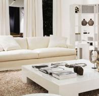 Итальянская мягкая мебель MERIDIANI диван BOGART