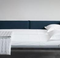 Итальянская мягкая мебель MERIDIANI диван-кровать FOX