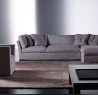 Итальянская мягкая мебель MERIDIANI диван QUINN MODULAR