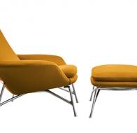 Итальянская мебель Minotti современное кресло Prince