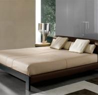 Итальянская мебель Minotti современная кровать Alison