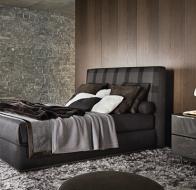 Итальянская мебель Minotti современная кровать Powell
