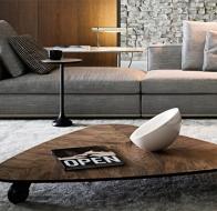 Итальянская мебель Minotti современный кофейный столик Sullivan