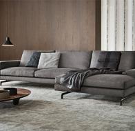 Итальянская мебель Minotti современный диван Sherman